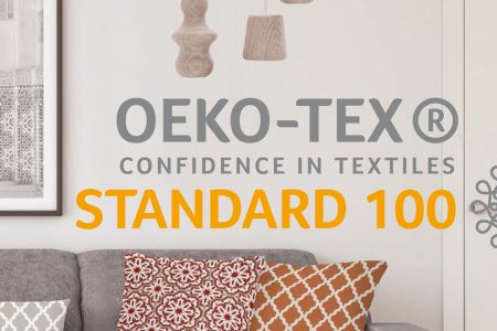 Екологічна безпека: меблеві тканини Dekora Group отримали сертифікат OEKO-TEX 100