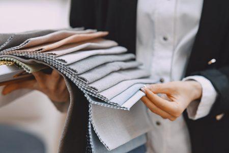 На вістрі моди: вибираємо структурні тканини – рогожки і жакарди