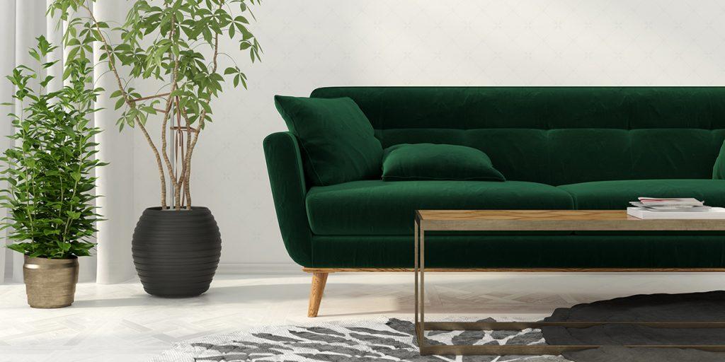 Практичность и великолепие: как выбрать и купить велюр для обивки мебели